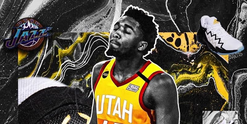 多诺万·米切尔(Donovan Mitchell)'s 'Mind Over Matter'踢球需要您的注意