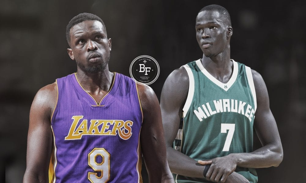 Thon Maker & Luol Deng may face US re-entry issues due to Trump's immigration ban