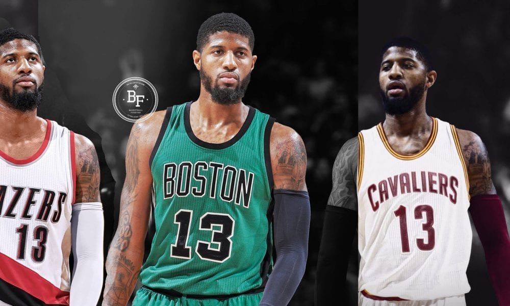 Here's All The Paul George Trade Packages And Landing Spots