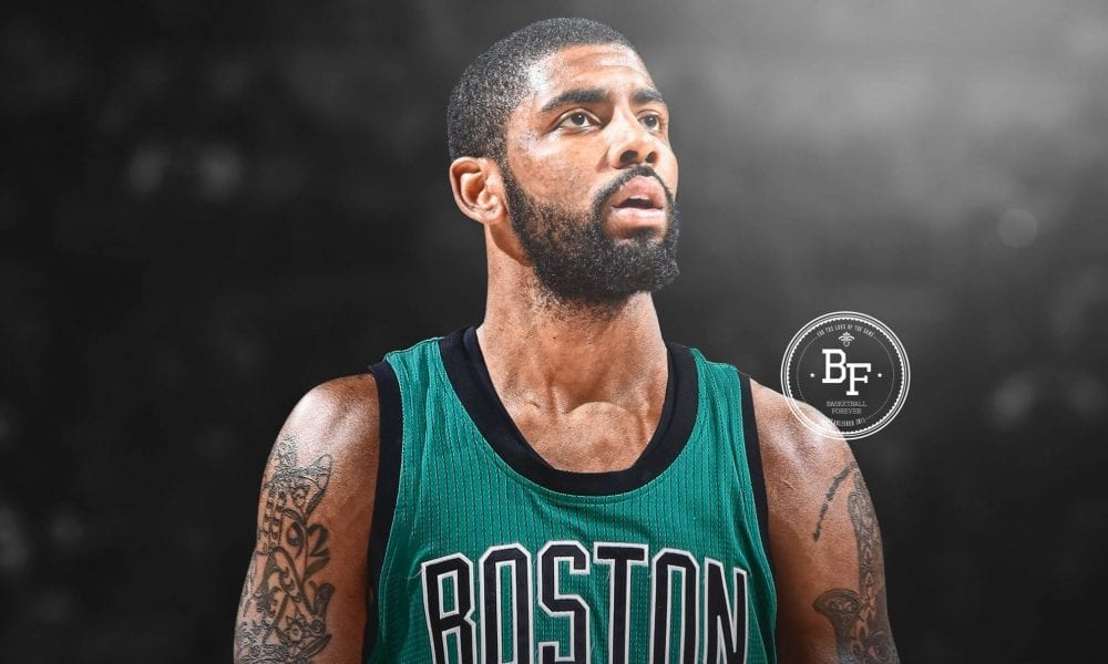NBA Players React On Twitter To Kyrie Irving, Isaiah Thomas Trade