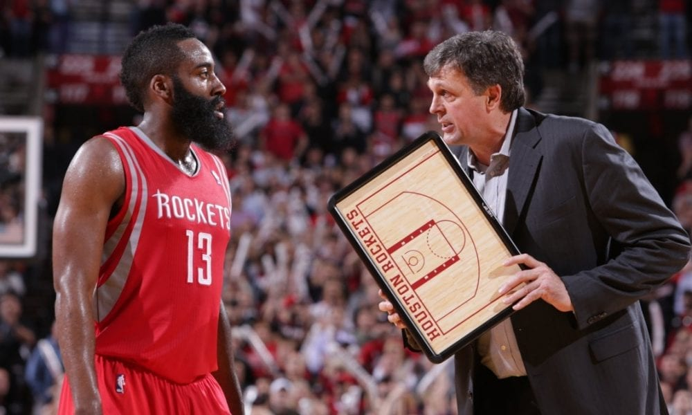 James Harden Has Savagely Fired Back At Kevin McHale