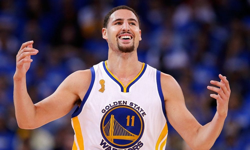 Kevin Durant Takes Shot At Voters, Says Klay Thompson Should Be All-Defense