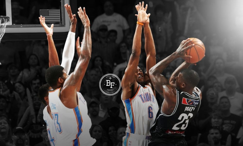 Watch Melbourne United Take OKC Thunder Down To The Wire