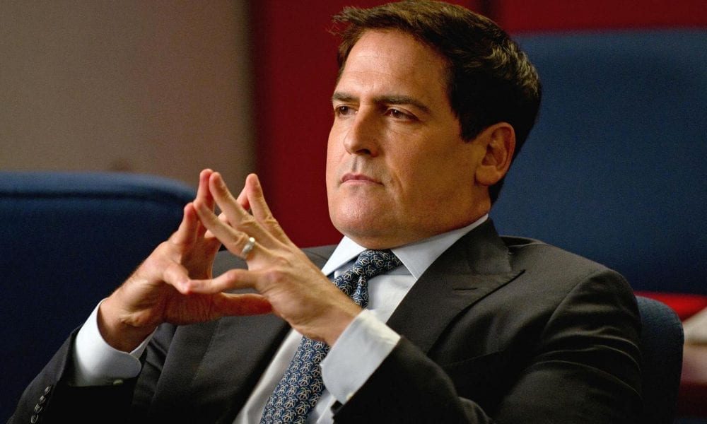 """Mark Cuban """"Seriously Considering"""" Running For President"""