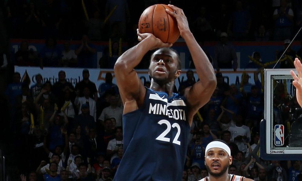NBA Says Andrew Wiggins' Game-Winner Against OKC Should Not Have Counted
