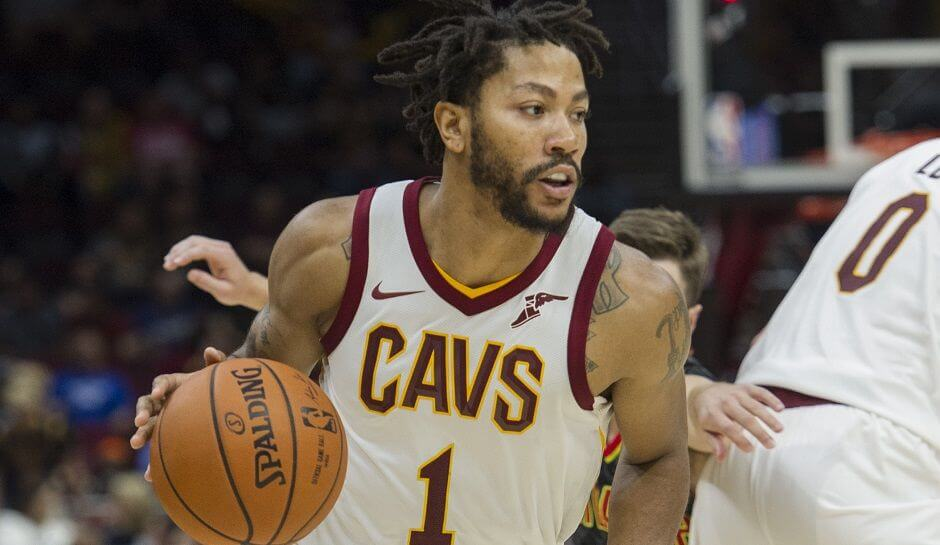 Derrick Rose Says His Ankle Still Doesn't Feel Right