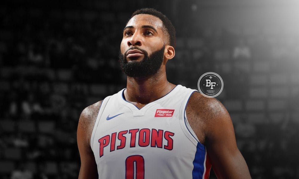 Andre Drummond's Free Throw Improvement Has Been Truly Stunning