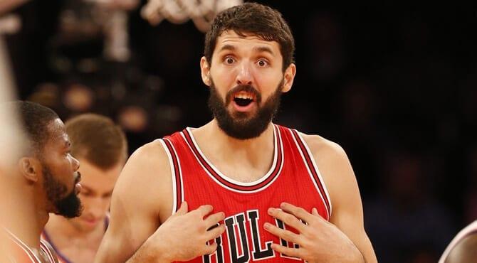 Chicago Bulls Players Have Made A Choice Between Bobby Portis and Nikola Mirotic