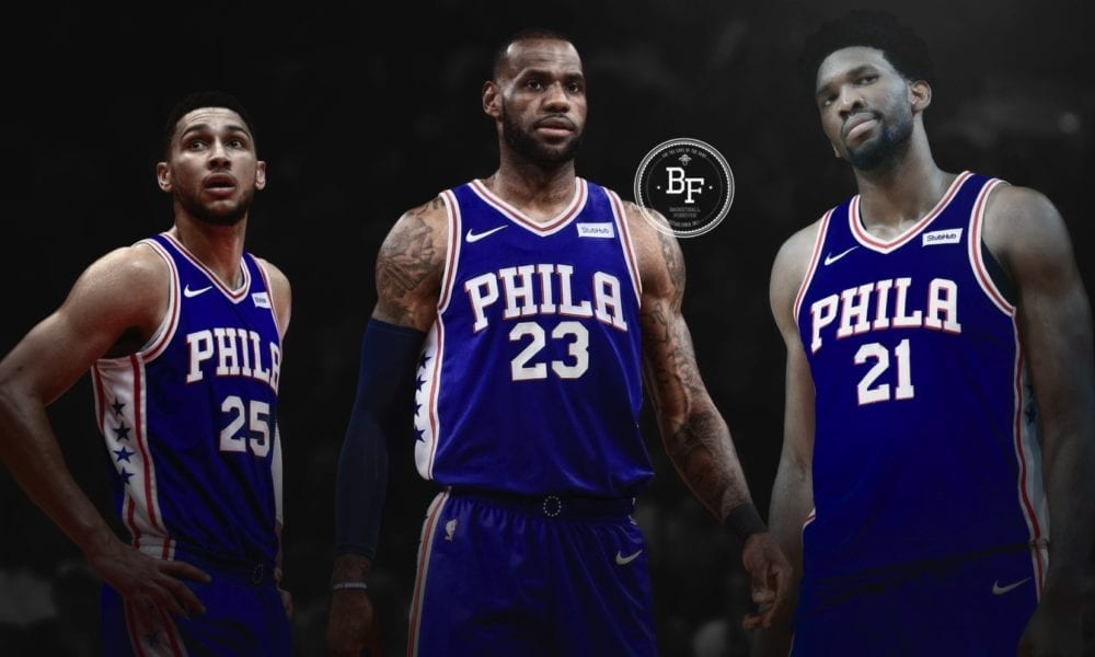 Philadelphia 76ers Expected To Make Push For LeBron James, And Yes, They Actually Have A Real Shot