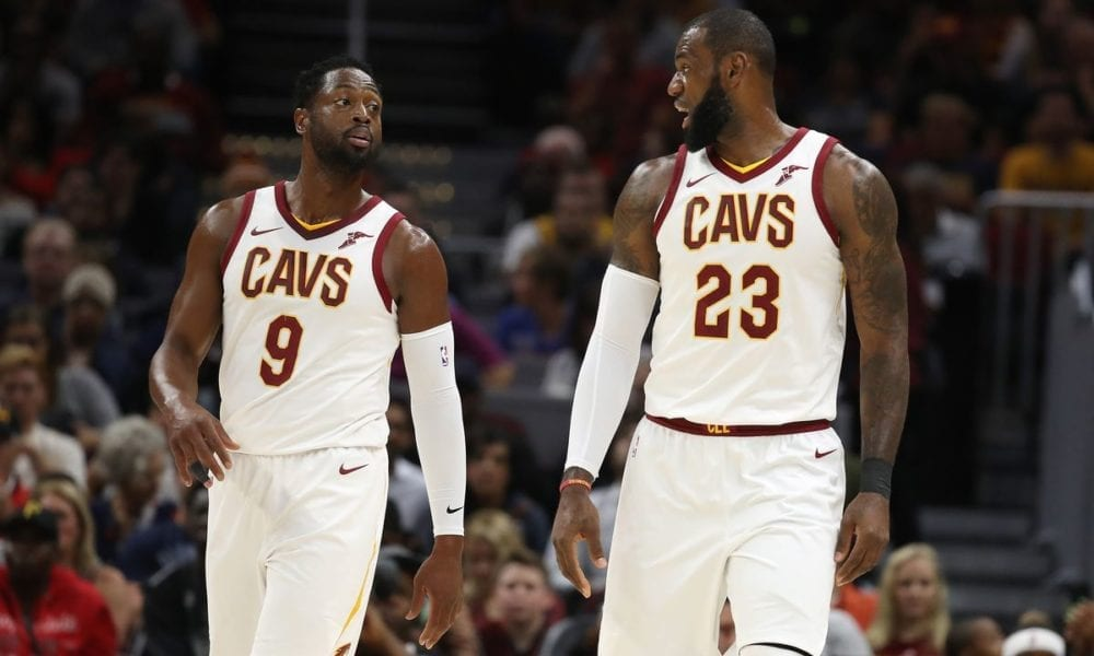 Most Of The Cavaliers Never Wanted Dwyane Wade In Cleveland