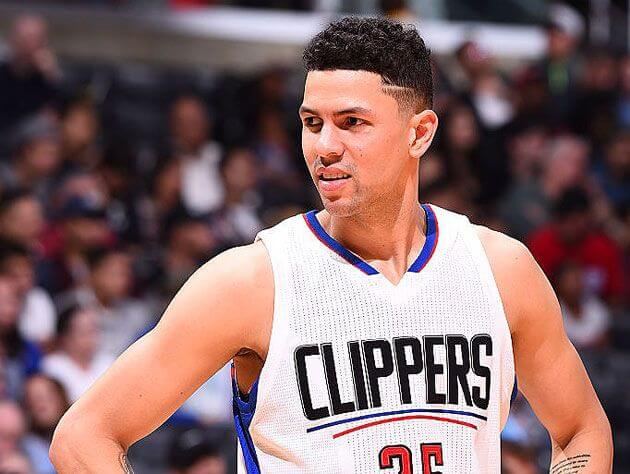 "Austin Rivers Fined For Yelling At ""Fair Weather-Ass"" Fan"