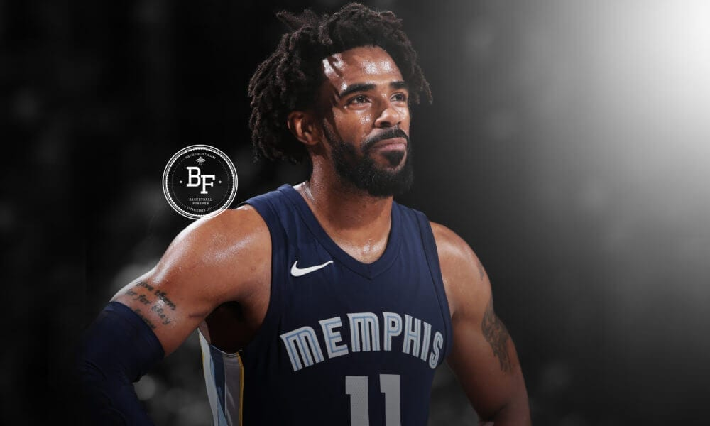 Mike Conley Believes Memphis Grizzlies Wouldn't Be In Current Mess If He Was Playing
