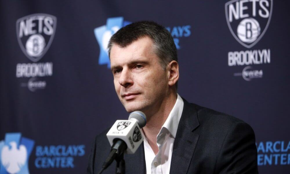 Brooklyn Nets Owner Mikhail Prokhorov Implicated In Russian Doping Scandal