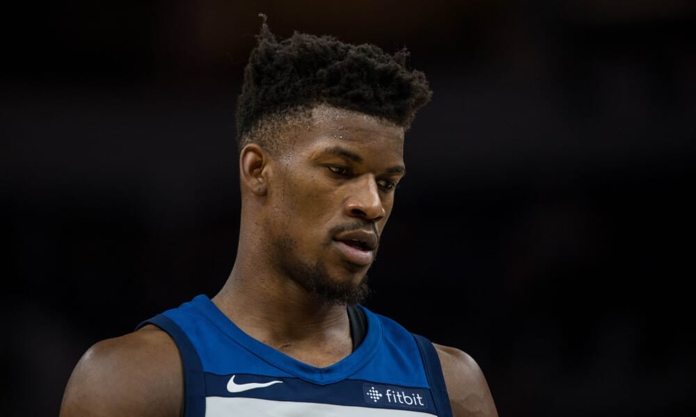 Jimmy Butler Has Had Enough of Tom Thibodeau Playing Him 40 Minutes Every Night