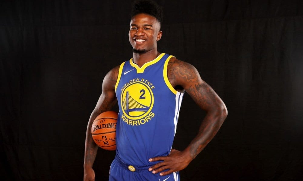 """Jordan Bell Has No Time For DeMarcus Cousins' """"Bullying"""""""