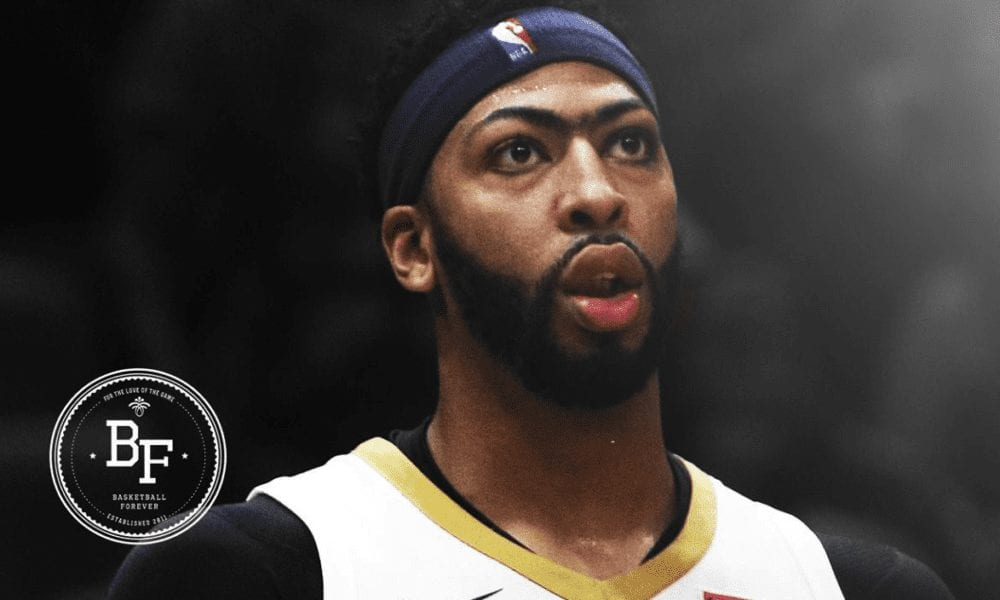 Anthony Davis Not Sure If New Orleans Pelicans Have His Back
