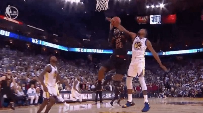 NBA Players and Media React To The Warriors Win Over The Cavs