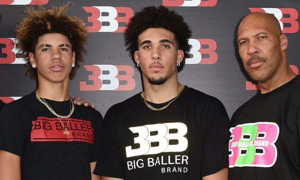 "Lithuanian Coach Says LiAngelo and LaMelo Ball Will ""Play A Lot"""