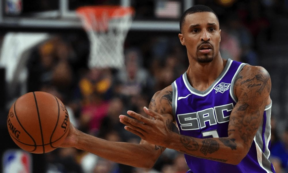 Is George Hill On His Way To Cleveland?