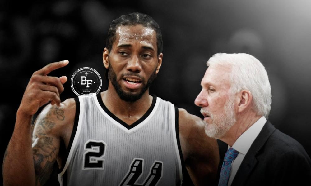 Gregg Popovich Responds To Reports Of Kawhi Leonard Drama