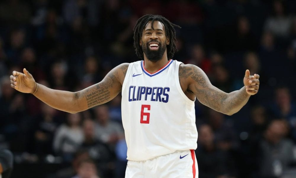 DeAndre Jordan Trade To Cleveland Was Almost Done Deal