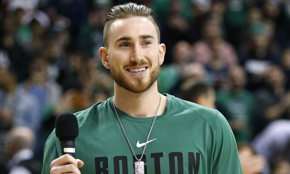 Knicks Expected To Make Significant Push For New Free Agent Gordon Hayward