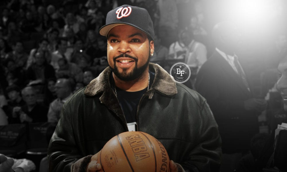 Ice Cube Takes Over As BIG3 Commissioner With Old Boss Fired Amid Corruption Allegations
