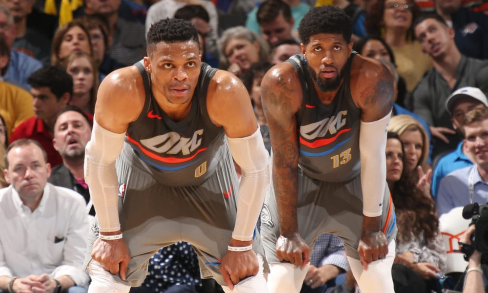 The Oklahoma City Thunder Keep Finding New Ways To Lose…In The Same Way