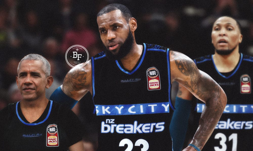 How The New Zealand Breakers Worked Their Way From Struggling Startup To Worldwide Fame
