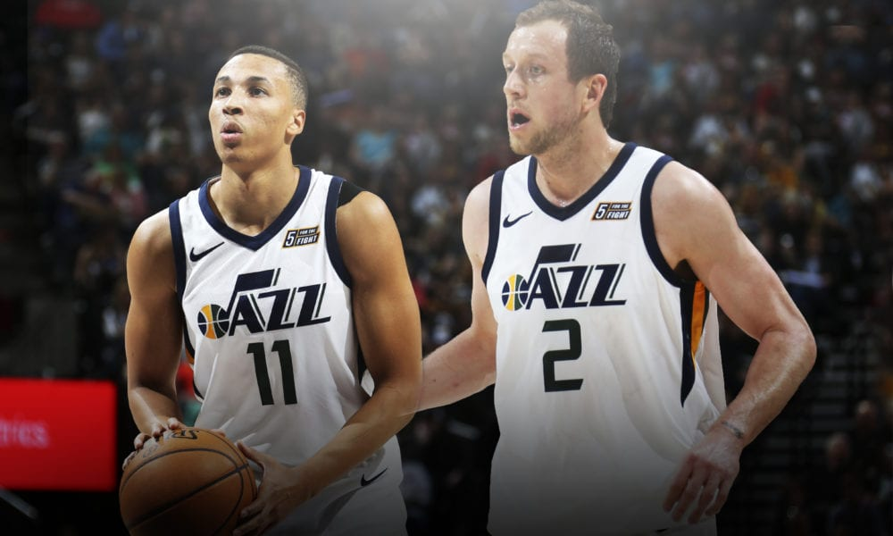 The Australians Quietly Making A Big Impact On The Hottest Team In The Western Conference