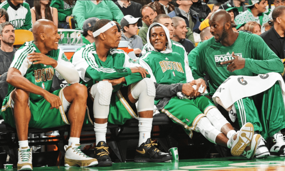 Ray Allen Dishes The Dirt On Kevin Garnett And Rajon Rondo In New Book