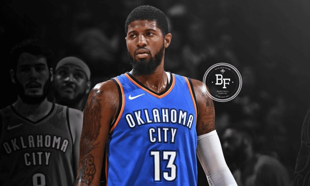 Paul George Concerned With Ongoing Slump: 'Shooting The Ball Feels Funny'