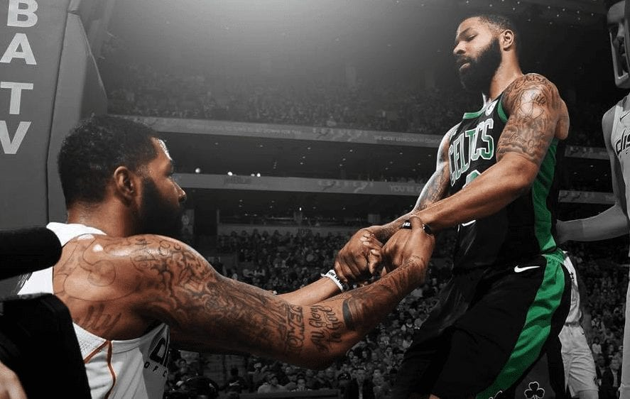 Marcus Morris Doesn't Want To See Markieff In The First Round Of The Playoffs