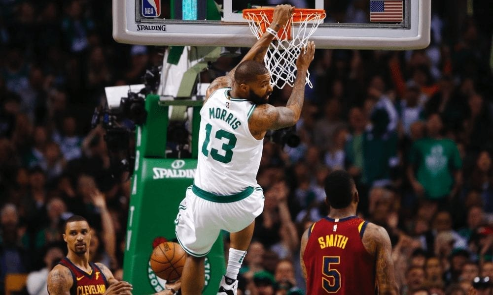 There Is Nothing Cleveland Can Do To Stop Boston From Here