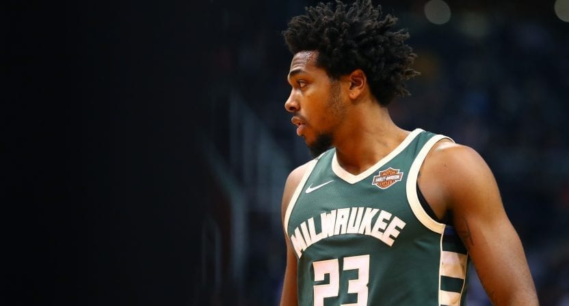 Milwaukee Police Department Fires Officer Involved In Sterling Brown Arrest For Social Media Posts