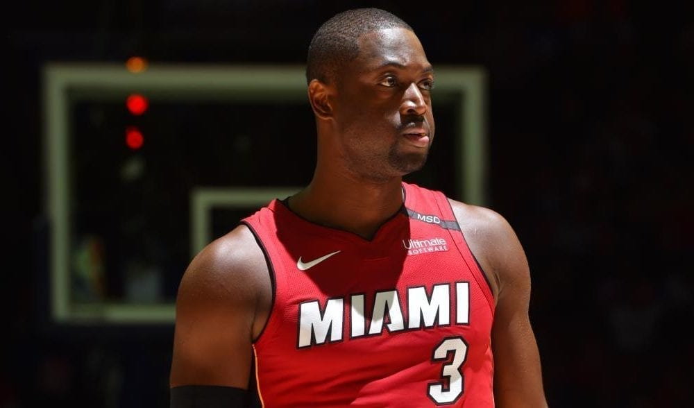 Emotional Dwyane Wade Explains His Decision To Come Back For One Last Season