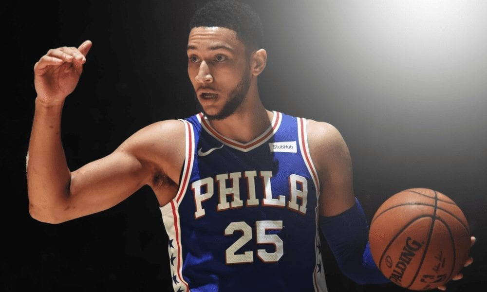 Brett Brown's Grand Plan For Ben Simmons