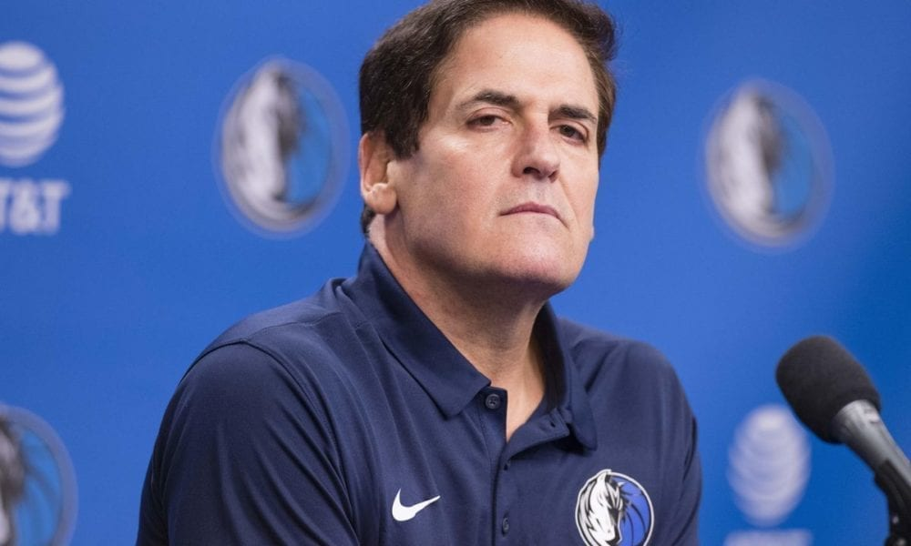 Adam Silver On Why He Didn't Punish Mark Cuban Following Mavs Sexual Harassment Scandal