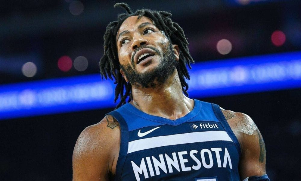 Derrick Rose Encourages Doubters To 'Kill Yourself' After Tom Thibodeau's Firing