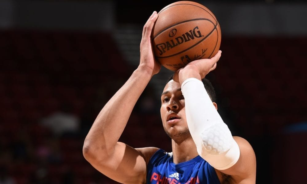 Ben Simmons: 'Shooting Threes Isn't My Main Goal At All'