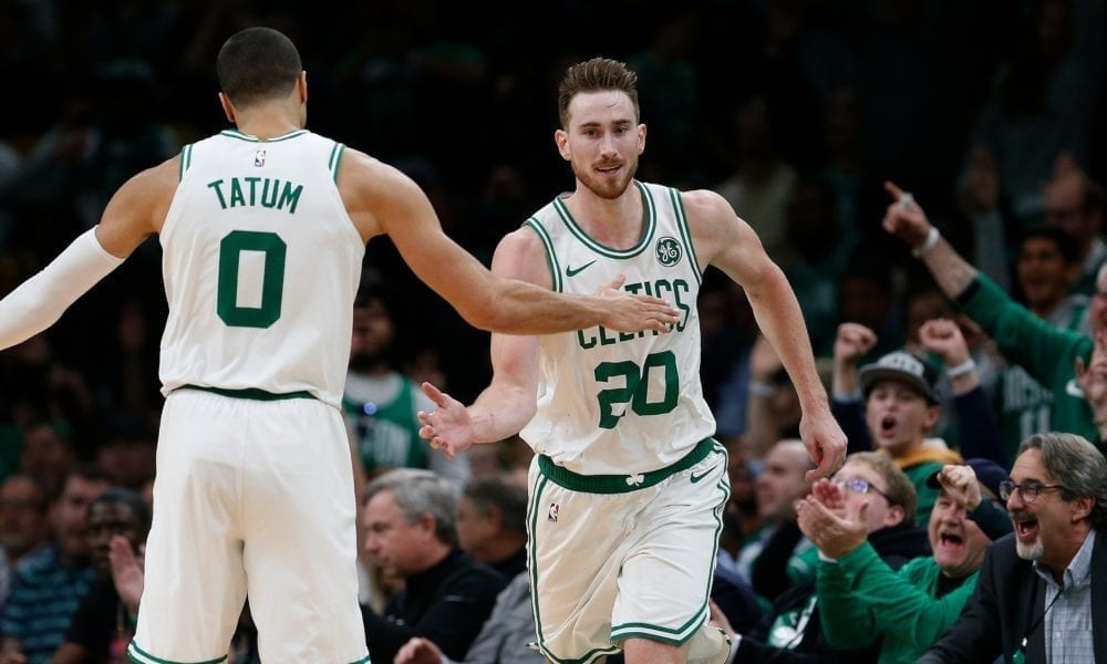Beast In The East – Tatum Headlines Glorious Opener In Boston