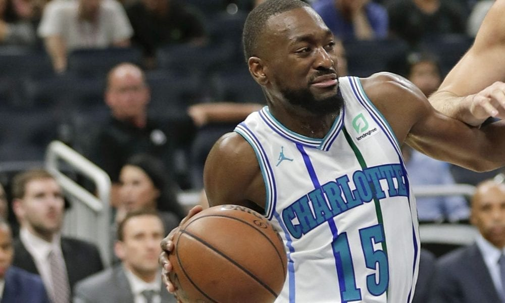 Kemba Walker Wins The Game And Enters The 10,000 Point Club
