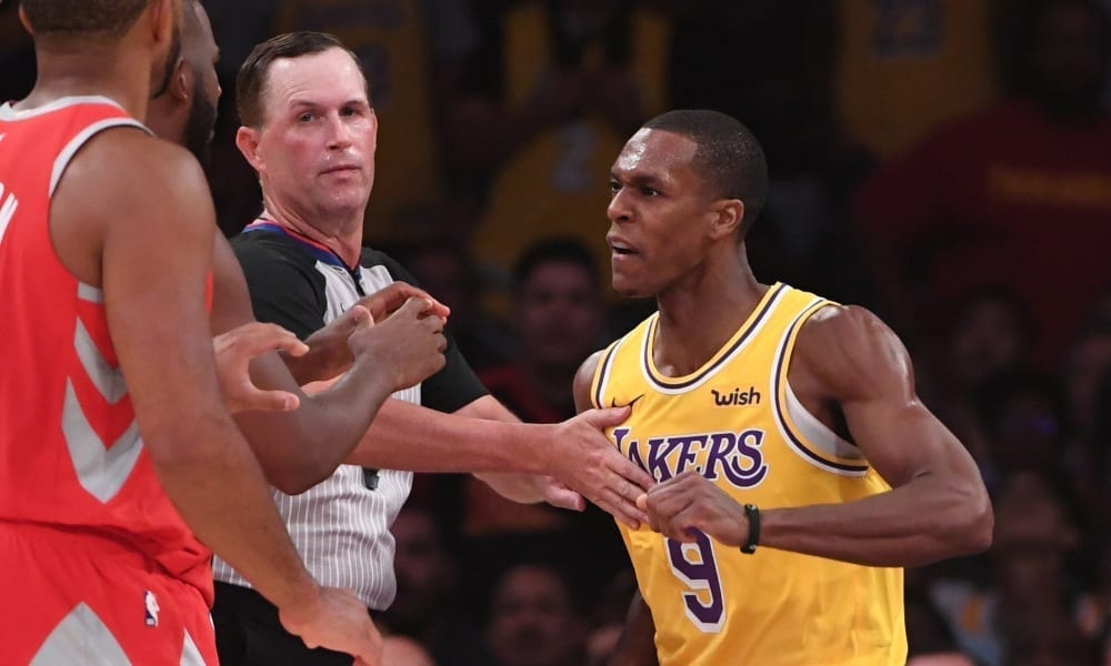 Rondo's Former Teammate Not Surprised By Vicious Fight With Paul