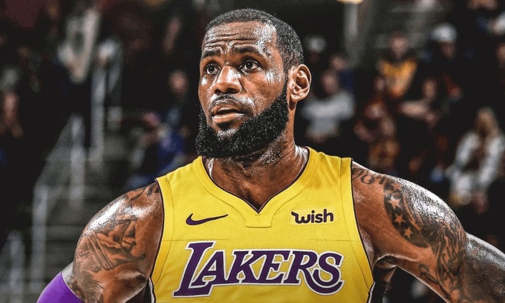 LeBron Says He Knows What He Got Himself Into After Lakers Fall to 0-3