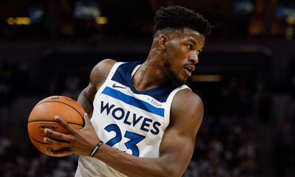 Jimmy Butler Explains Decision To Sit Out