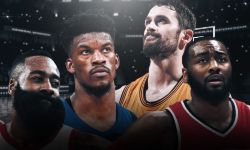 Who's More Screwed: The Rockets, Cavs, Wizards or Wolves?