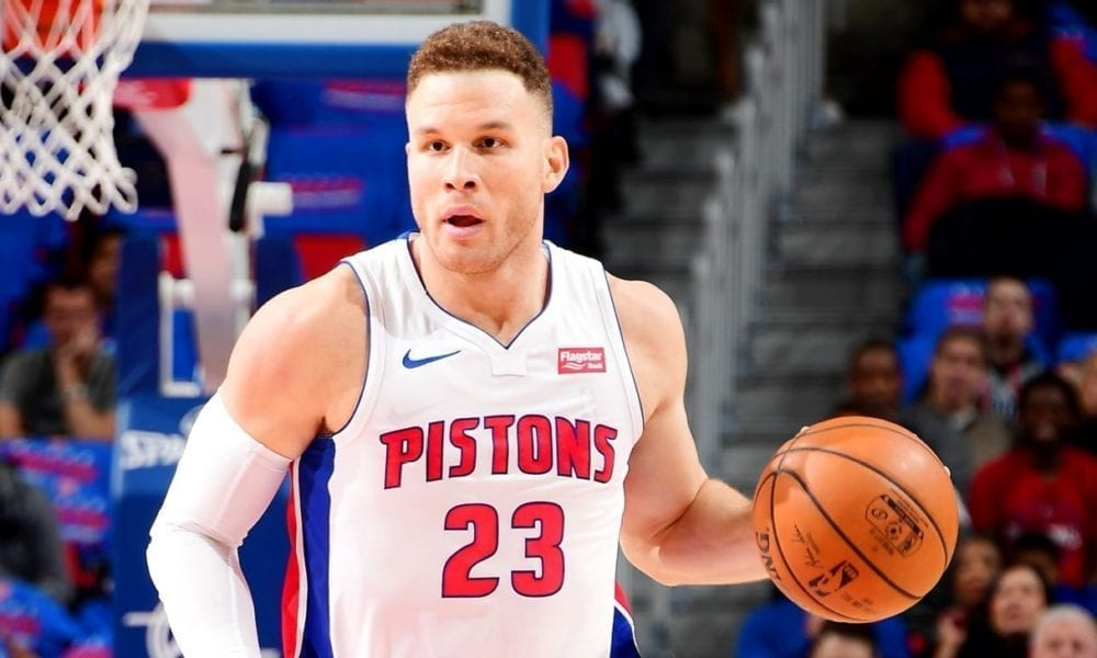 Blake Griffin Says He Doesn't Miss LA At All