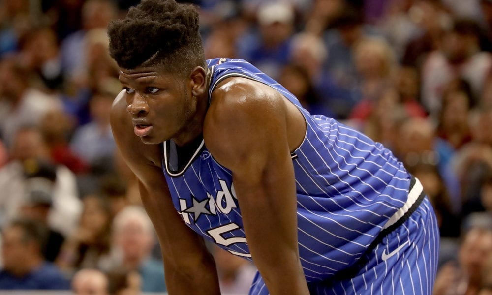 Magic's Mo Bamba To Miss Playoff Push