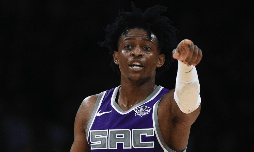 De'Aaron Fox Is Quietly Catching Up To Draft Class Rivals Jayson Tatum and Donovan Mitchell