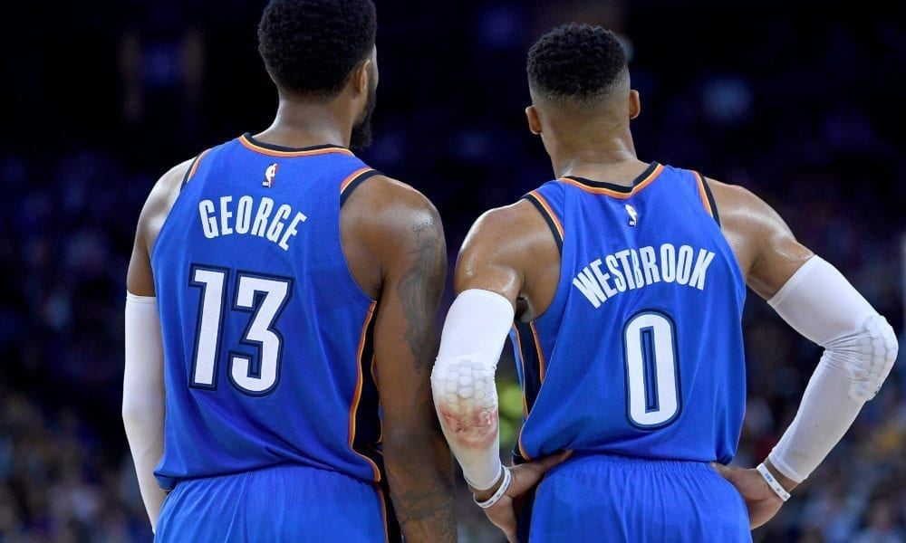 Paul George Insists He Can Win A Title With Russell Westbrook